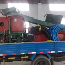 厂家直销地暖施工设备青州汇丰源水泥发泡机送料150米高水泥发泡机价格