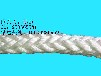 供应锦纶复丝绳,锦纶三股绳,锦纶双层编织绳