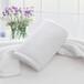 亿嘉禾酒店毛巾优质纯棉白毛巾厂家直销可定制LOGO