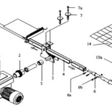 温室大棚配件-温室大棚外遮阳拉幕系统