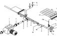 温室配件--A型齿轮座温室外遮阳系统