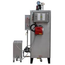 全自动服装烘干燃油锅炉80KG柴油蒸汽发生器立式快装锅炉厂家直销