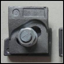 船坞码头行吊轨道9120压轨器GANTRAIL轨道压板总成焊接轨道固定件装置图片