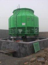 圆型玻璃钢冷却塔厂商图片