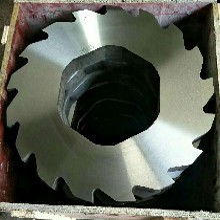 泰铭厂家直销H13轮胎撕碎刀具金属撕碎机刀片硬塑料撕碎机刀片铁皮撕碎刀具图片