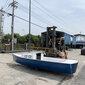 五米玻璃钢景观帆船户外广告装饰船定制任意规格图片