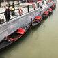 华谊兄弟电影小镇7米电动贡多拉摄影观光船图片