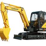 中山柳工挖掘机CLG906D销售电话-省油好用、价格不贵图片