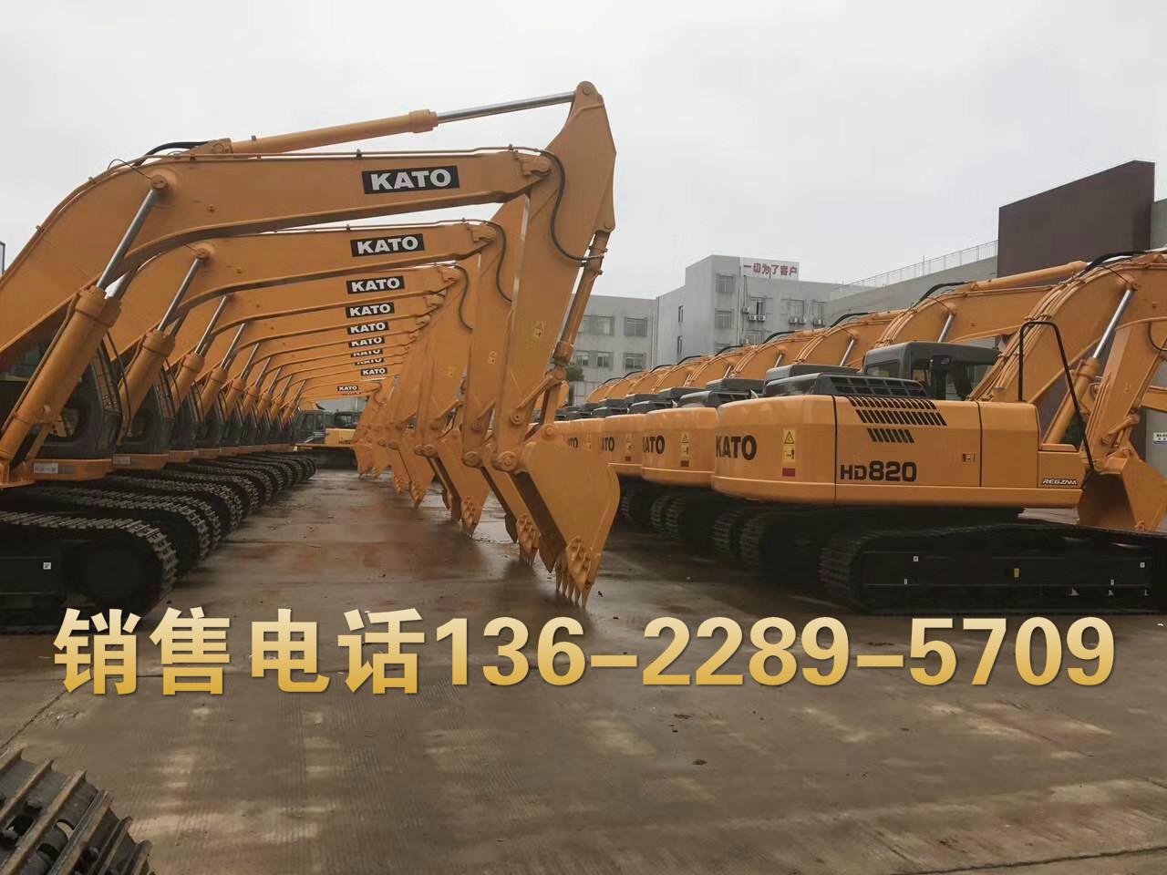 醴陵HD820R挖掘机省油保值销售
