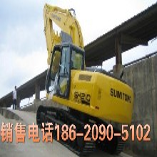 大连住友SH210挖掘机买挖机选住友就对了销售热线图片