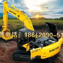 驻马店住友SH210挖掘机买挖机选住友就对了销售热线图片