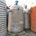 甘肃白银出售二手不锈钢反应釜,二手内外盘管加热反应釜,316L材质