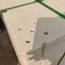 供应福建三聚氰胺饰面板车展地台板图片