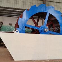 洗砂機軸承故障維修維護與保養-大型礦山設備廠家博信重工