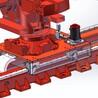 库比克机器人第七轴研磨斜齿条传动啮合度高速度快精度高