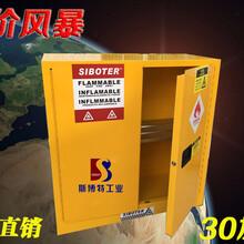 龙华防爆柜布吉防火安全柜30加仑化学品柜厂家直销