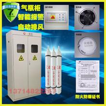 双瓶气瓶柜氮气乙炔氧气二氧化碳气瓶柜图片