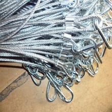 东莞天冈供应优质耐磨包胶不锈钢丝绳,磨床专用不锈钢钢丝绳0.3~24mm