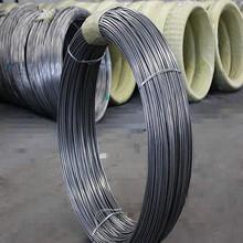 东莞天冈直销进口201不锈钢弹簧线中硬线全软线规格齐全