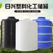 朔州2立方PE水箱2噸塑料水箱飲用水水箱日興儲罐現貨供應發貨快