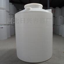 许昌10吨玻璃水储罐防冻液储罐价格实惠日兴现货供应图片