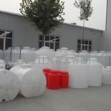 衡水20吨PE储罐20立方日兴化工储罐塑料储罐酸碱储罐日兴蓄水容器厂质优价廉图片