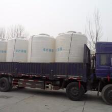 济宁30吨塑料储罐化工储罐耐酸碱耐腐蚀日兴蓄水容器厂质优价廉图片