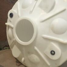 临汾10立方减水剂储罐10吨双氧水塑料储罐日兴PE水箱价格公道厂家直销图片