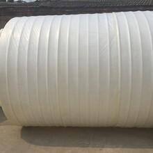 开封日兴5吨塑料化工储罐玻璃水防冻液储罐日兴PE水箱价格公道厂家直销图片