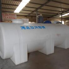 日照2立方PE水箱日兴容器规格齐全厂家直供图片