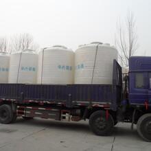 天津500升民用塑料水箱塑料纯净水水箱日兴容器规格齐全厂家直供图片