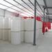 保定1吨塑料水箱1000升纯净水水箱日兴现货供应