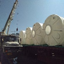 威海现货直供10吨PE储罐10吨塑料水箱甲醇双氧水储罐日兴储罐现货供应发货快图片