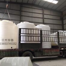长治2立方PE水箱日兴蓄水容器厂质优价廉图片