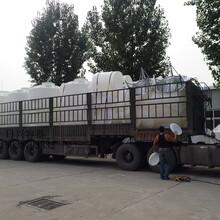 淄博10吨玻璃水储罐防冻液储罐价格实惠日兴容器规格齐全厂家直供图片