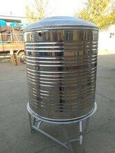 日兴不锈钢水箱太阳能水箱家用304单层水箱供应北京