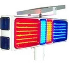 太阳能LED交通信号灯道路安全指示灯