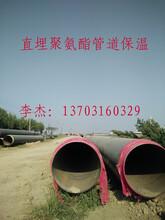 信阳聚氨酯管道保温工程图片
