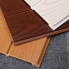文山州最新生态木集成墙板产品报价