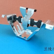 南阳铝镁锰板固定支座品牌,暗扣支座图片