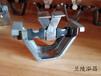 铝镁锰板固定支座生产厂家,100高支座