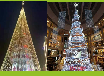杭州圣誕樹出租雕塑美陳圣誕主題圣誕樹制作租賃