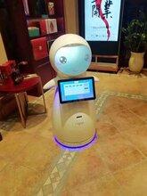 供应陕西西安兵马俑博物馆咨询讲解智能服务机器人图片