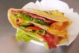 特色美食小车免费加盟午娘果蔬营养煎饼创业好选择行业领先