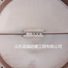 熱電廠凝汽器犧牲陽極保護防腐圖片