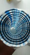 安徽軟式透水管-祥耀土工,軟式彈簧排水盲溝圖片