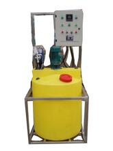 石家庄博谊BeJY锅炉机房水处理全自动加药装置图片
