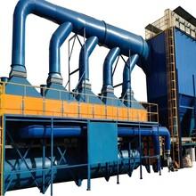任縣橡膠廠廢氣治理選擇催化燃燒設備圖片