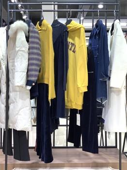 艾利欧新款尾货女装市场