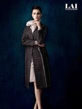 絲柏凌羽絨服尾貨女裝品牌折扣女裝剪標貨源哪里有圖片